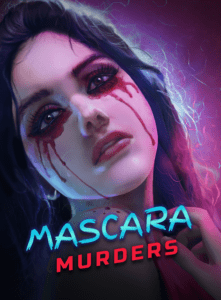 Story Game: Mascara Murders. An example of immersive, visual, audible, and interactive storytelling.